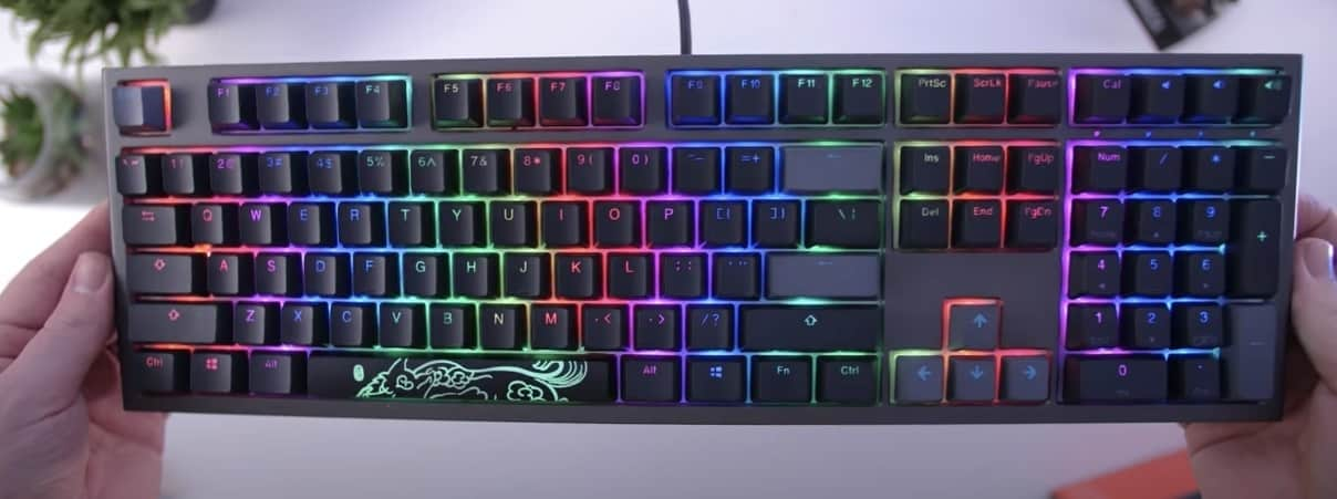 Ducky Shine 7 Review