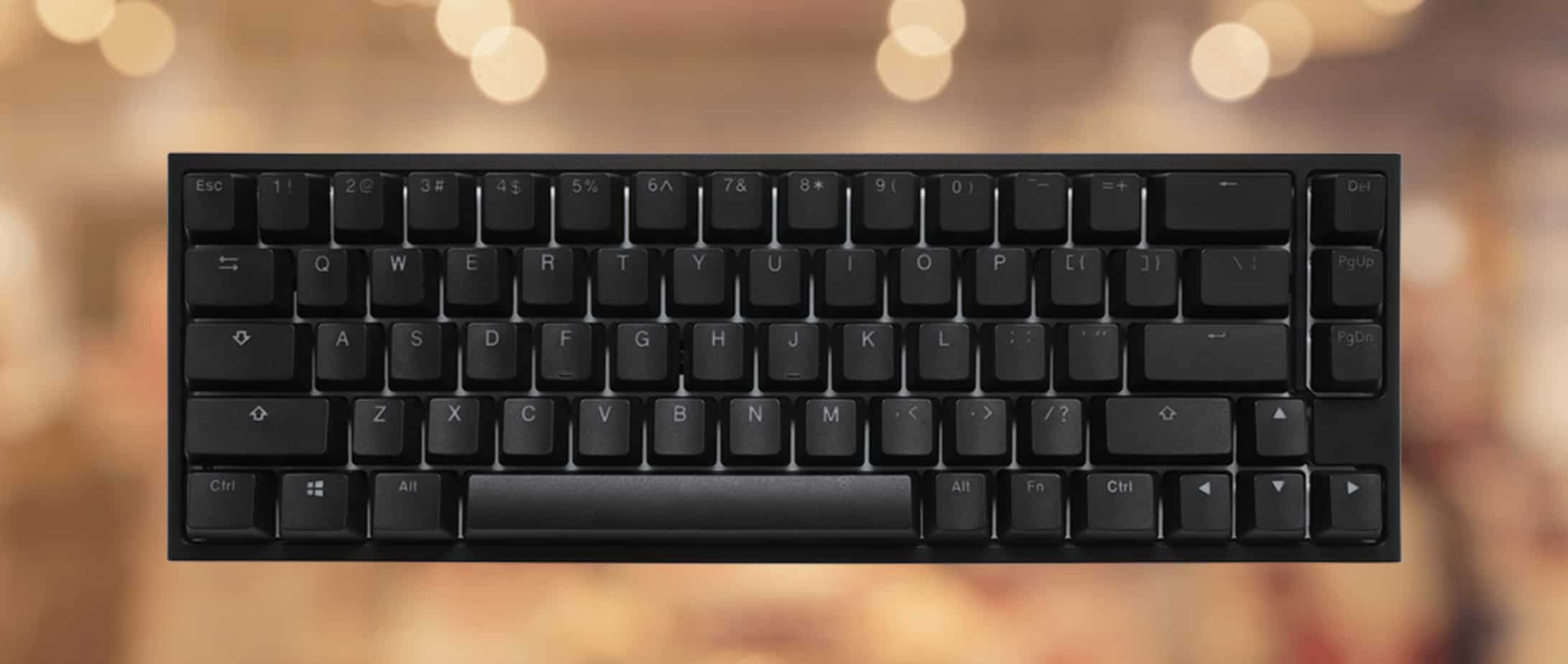 Ducky One 2 SF review