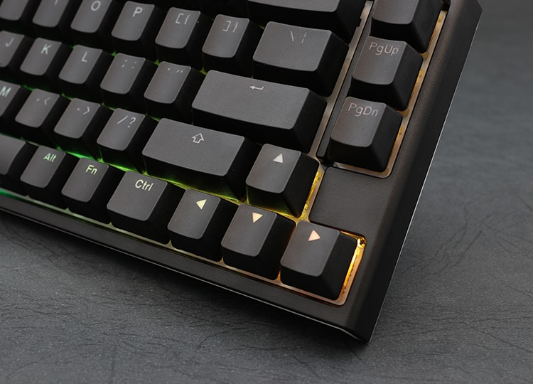 Ducky one 2 SF NGO rollover anti-ghosting
