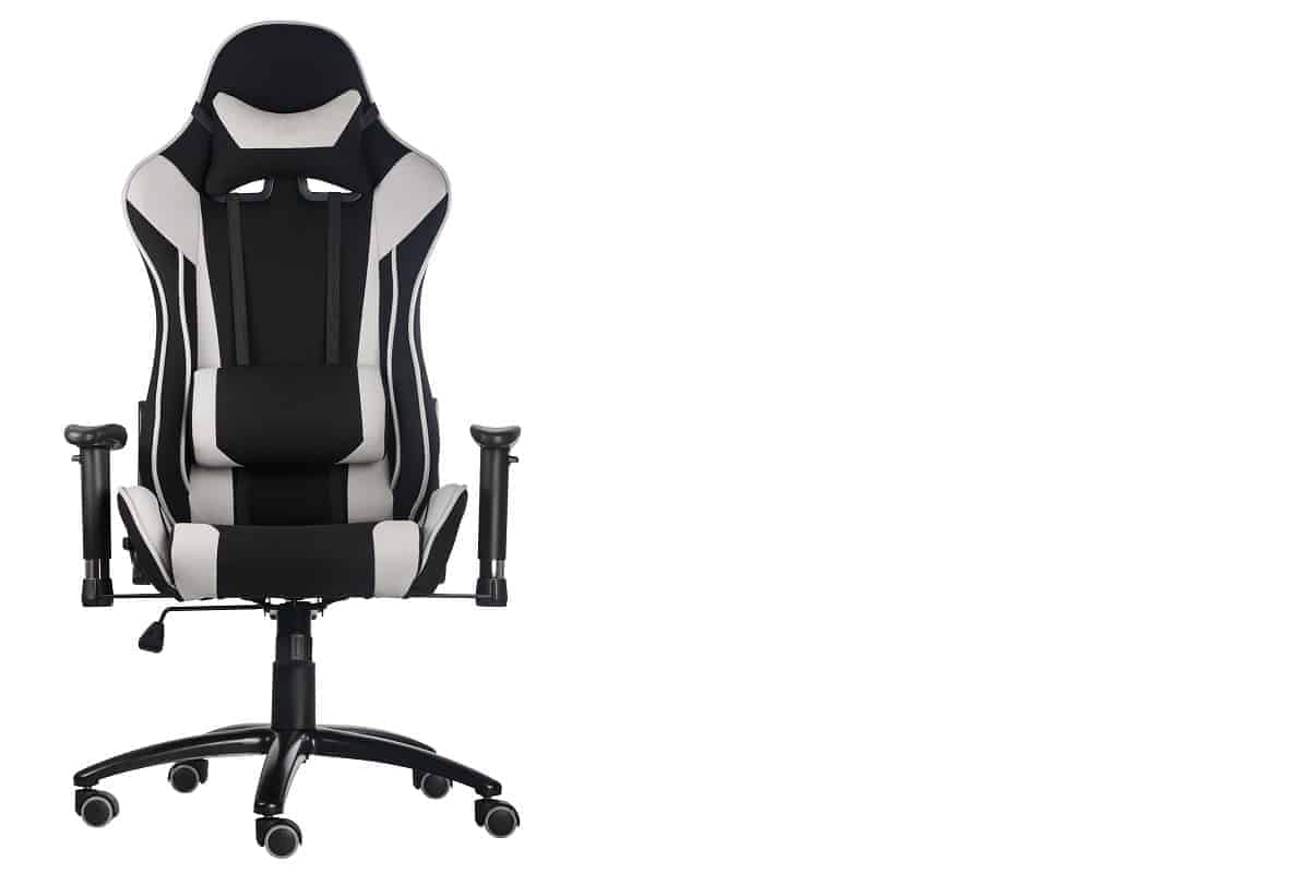 Best Black and White Gaming Chairs - geargaminghub.com