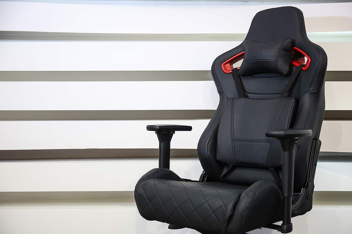 Best Gaming Chairs with Footrest - geargaminghub.com